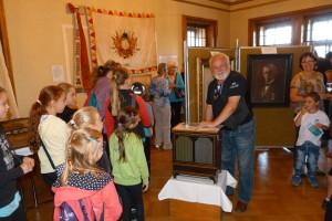 Výstava 2015 Poklady z podkroví hodkovické radnice